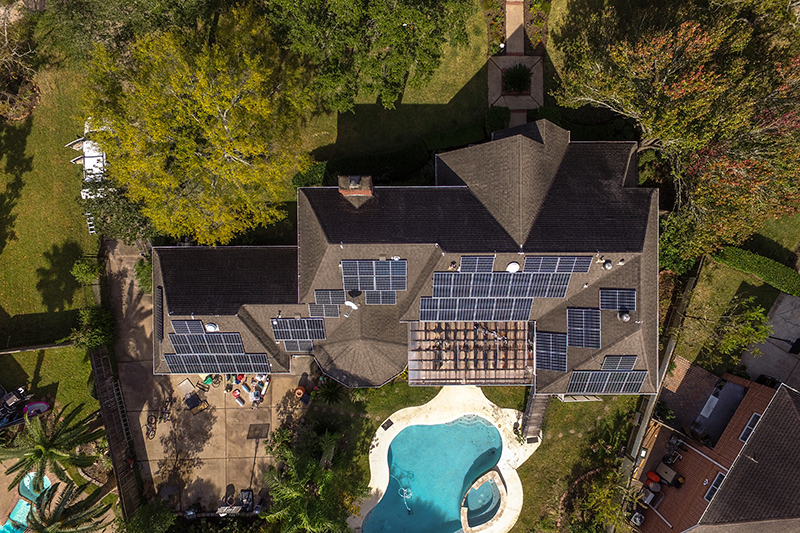 solar Install in Sugarland