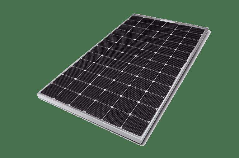 LG Solar panels