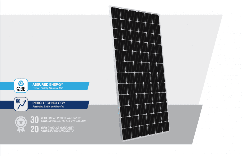 Peimar solar panels