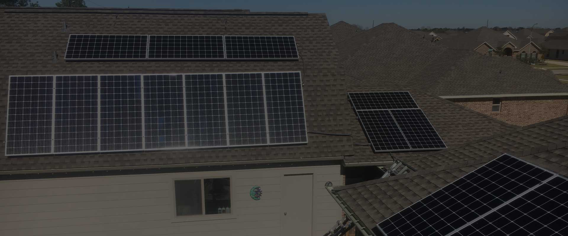 Silfab Solar panels installed by Sunshine Renewable Solutions