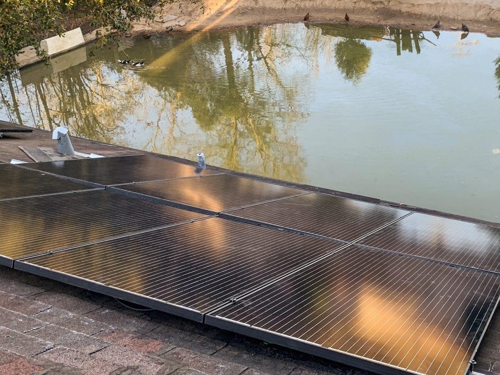 Solar panel installation Houston