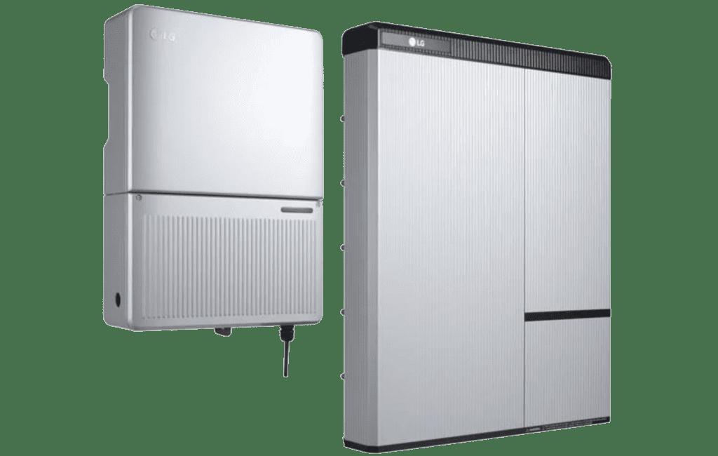 LG Chem Battery Backup System