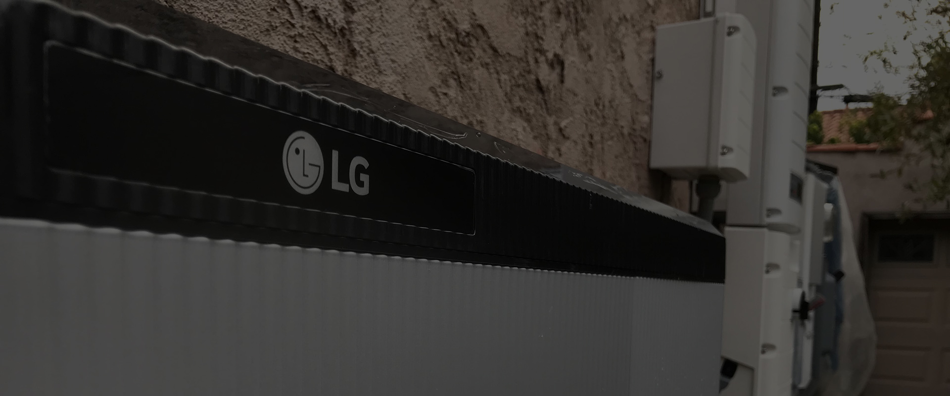 LG Solar Battery Backup