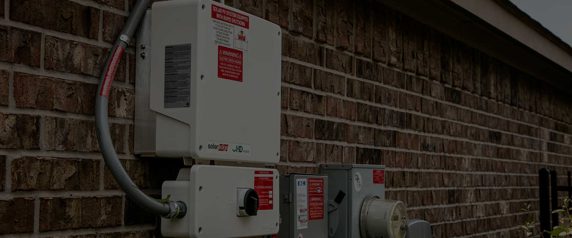 SolarEdge Inverters installed by Sunshine Renewable Solutions