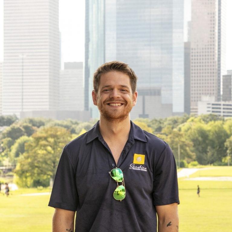 Sunshine Renewable Solutions Team Member