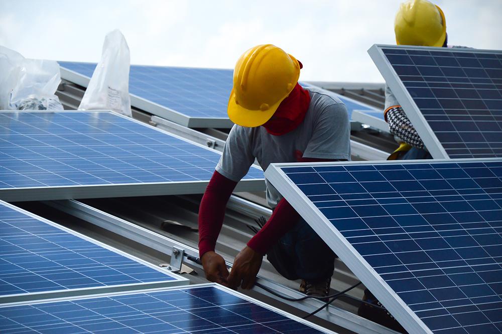 Installing Solar Panels in Texas