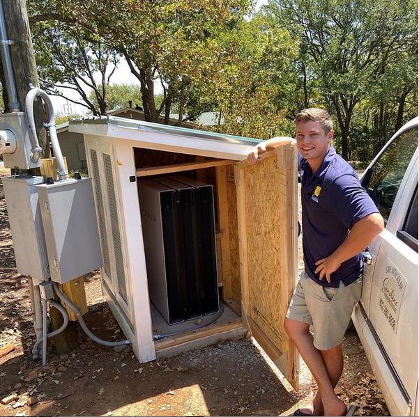 Solar Battery Backup Texas